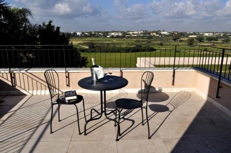 Casa Caesarea Upper Level Terrace