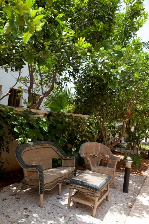 Casa Caesarea Side Garden