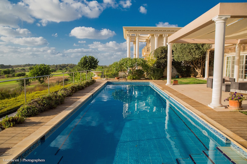 Casa Caesarea Pool
