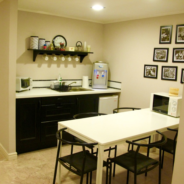 Basement Kitchen
