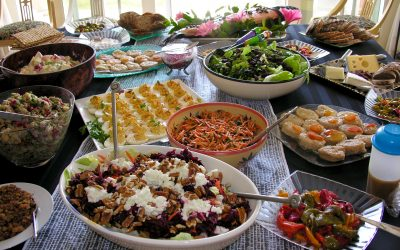 Lunch Buffet at Casa Caesarea